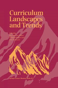 Curriculum Landscapes and Trends