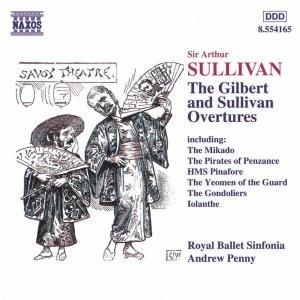 Gilbert-/Sullivan-Ouvertüren