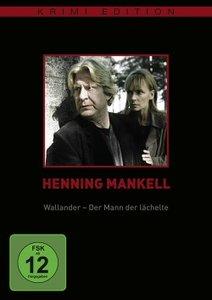 H.Mankell: Wallander-Der Mann,Der Lächelte(Krimi