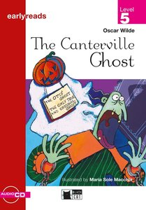 The Canterville Ghost. Buch + CD-ROM