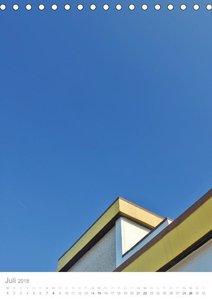 Architektur im Detail - Die Giebel der Insel Wangerooge
