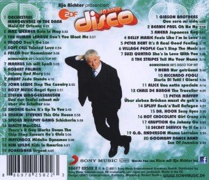 Iljas disco: Hits of the 80s