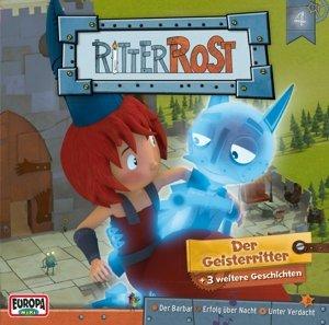 Ritter Rost - Hörspiel zur TV Serie 04. Der Geisterritter