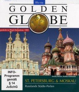 St.Petersburg & Moskau-Städte-Perlen