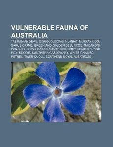 Vulnerable fauna of Australia