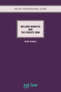 Welfare Benefits and Tax Credits 2006