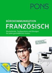 PONS Bürokommunikation Französisch