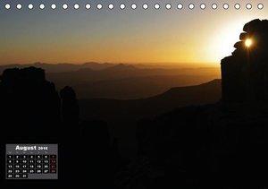 SÜDAFRIKA - Landschaften der Extreme (Tischkalender 2016 DIN A5