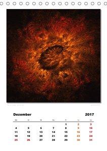Ästhetisches Chaos - Wandlungen (Tischkalender 2017 DIN A5 hoch)