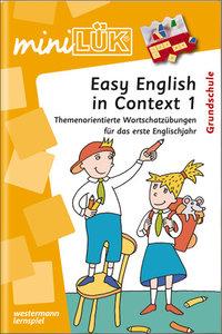 LÜK mini. Easy English in Context 1
