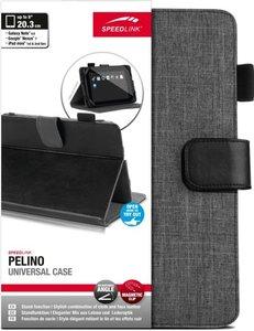Speedlink PELINO Schutzhülle, Unversal-Tasche mit Stand-Funktion