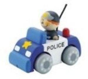 Sevi 82326 - Polizeiauto für Parkhaus