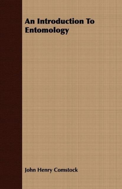 An Introduction To Entomology - zum Schließen ins Bild klicken