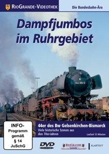Dampfjumbos Im Ruhrgebiet-44er Des BW Gelsenkirc