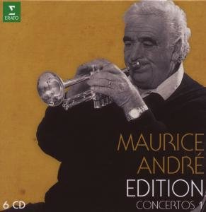 Maurice Andre Edition 1-Concertos Box
