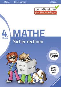 Sicher rechnen (Mathe 4. Klasse)