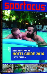 Spartacus International Hotel Guide 2016