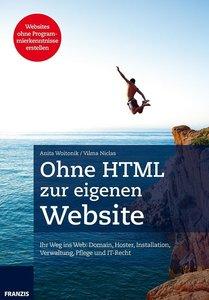 Ohne HTML zur eigenen Webseite