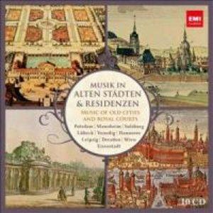 Harnoncourt/Lehan/Wunderlich: Musik In Alten Städten & Resid