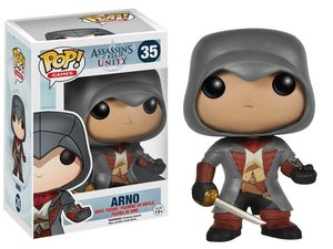POP! Assassins Creed Unity PVC-Sammelfigur: Arno