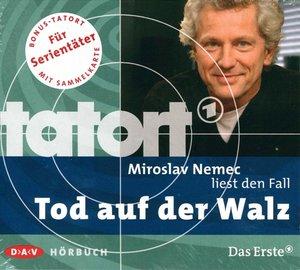 Tatort 18 Miroslav Nemec Liest Den Fall Tod Auf De