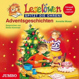 Leselöwen: Adventsgeschichten