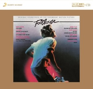 Footloose-K2HD CD