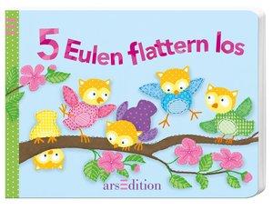 5 Eulen flattern los