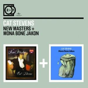 2 For 1: New Masters/Mona Bone Jakon