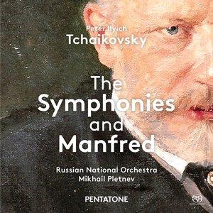 Sinfonien 1-6/Manfred-Sinfonie/+