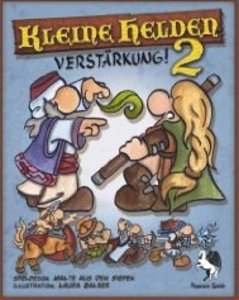 Pegasus Spiele 17451G - Kleine Helden 2