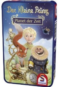 Schmidt Spiele 51270 - Der kleine Prinz: Planet der Zeit, Metall