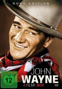 John Wayne 4 Filme Box (Duke Edition)
