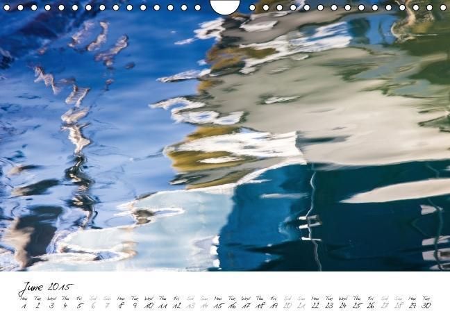 Watervision In Colour (Wall Calendar 2015 DIN A4 Landscape) - zum Schließen ins Bild klicken
