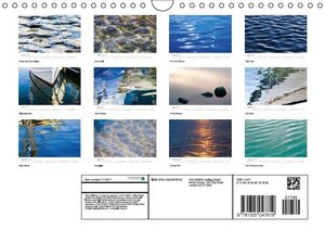 Watervision In Colour (Wall Calendar 2015 DIN A4 Landscape)