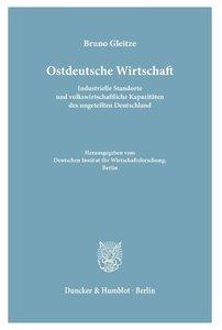 Ostdeutsche Wirtschaft