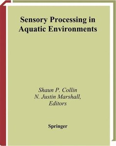 Sensory Processing in Aquatic Environments