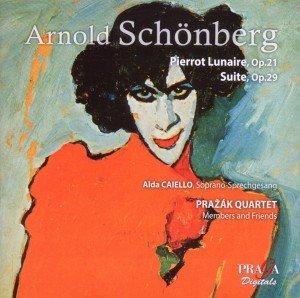 Pierrot Lunaire op.21/Suite op.29