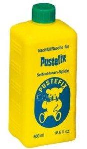 Pustefix 420869722 - Nachfüllflasche 0,5 Liter