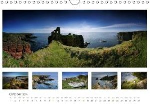 Scottish Highlands - Caithness & Sutherland / UK-Version (Wall C
