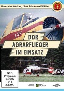 DDR Agrarflieger im Einsatz