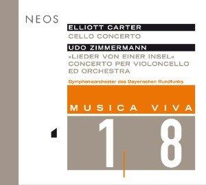 Cello Concerto/Lieder Von Einer