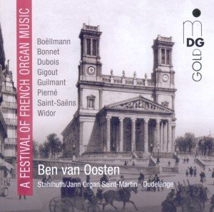 A Festival of French Organ Music