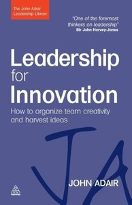 Leadership for Innovation