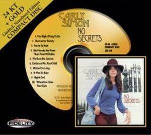 No Secrets 2k-Gold CD