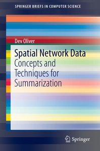 Spatial Network Data