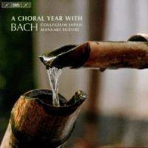Ein Chorjahr mit J.S.Bach