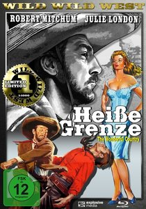 Heiße Grenze - Limited Edition (Blu-ray & DVD)