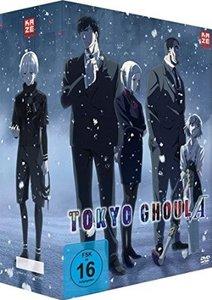 Tokyo Ghoul Root A (2. Staffel) - DVD 1 + Sammelschuber