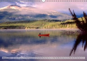Canada Christian Heeb / UK Version (Wall Calendar 2016 DIN A3 La